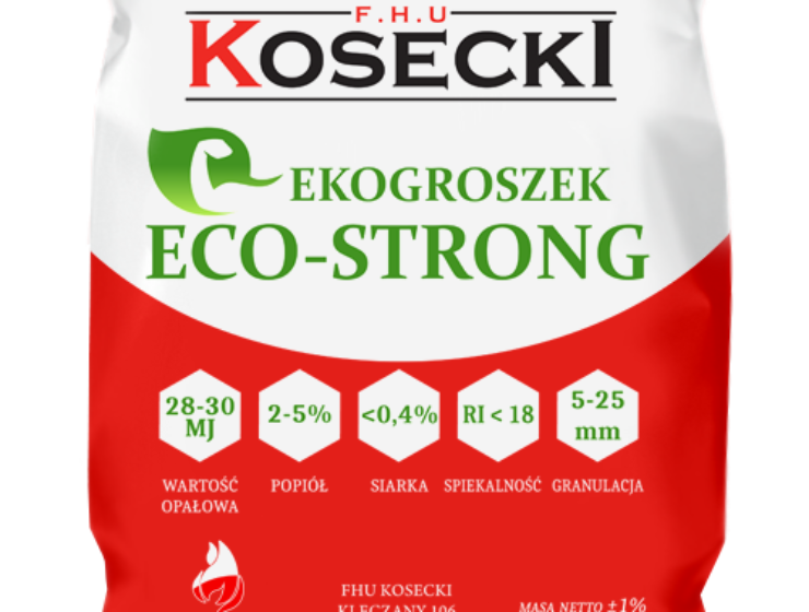 eco strong - WORKOWANY